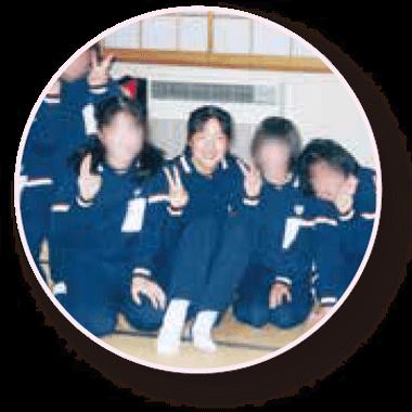 戸田中学校卒業