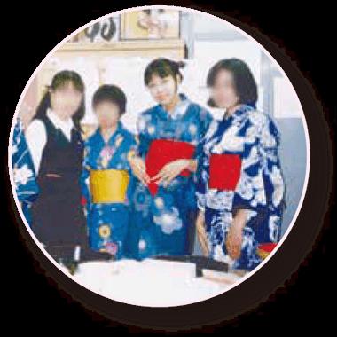 浦和第一女子高校卒業